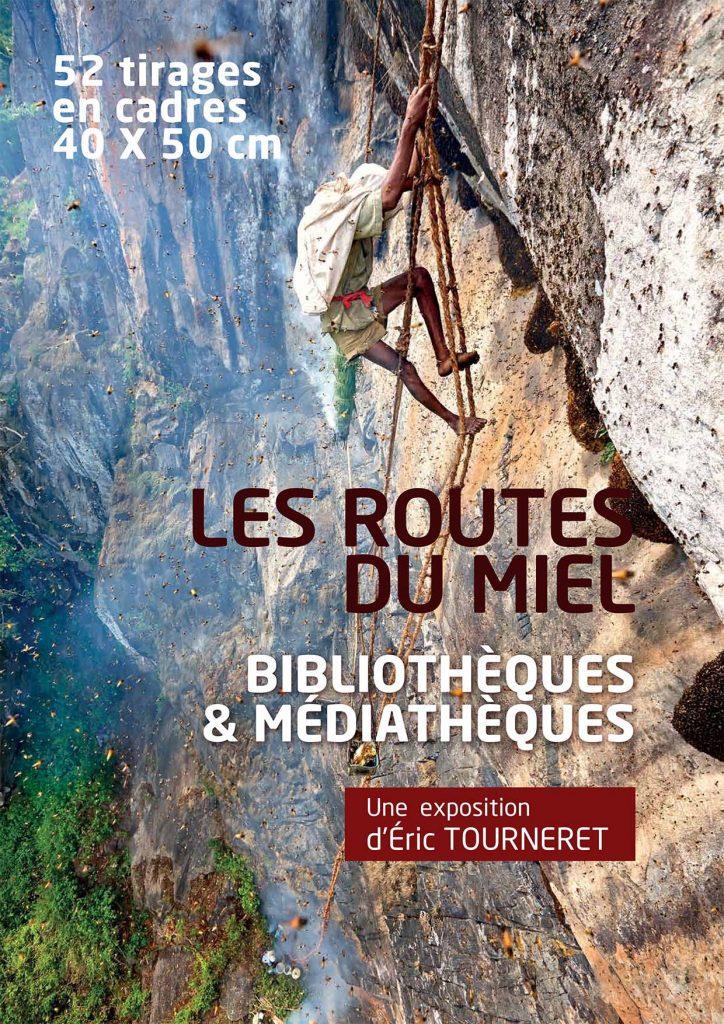 Bibliothèque- Les routes du miel-1